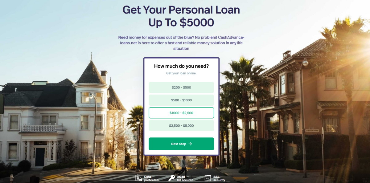 Payday Loans up to 1000$. Personal Loans up to 5000$. Simple Online Form Fast Access to Funds Start Now and Get Results Fast!