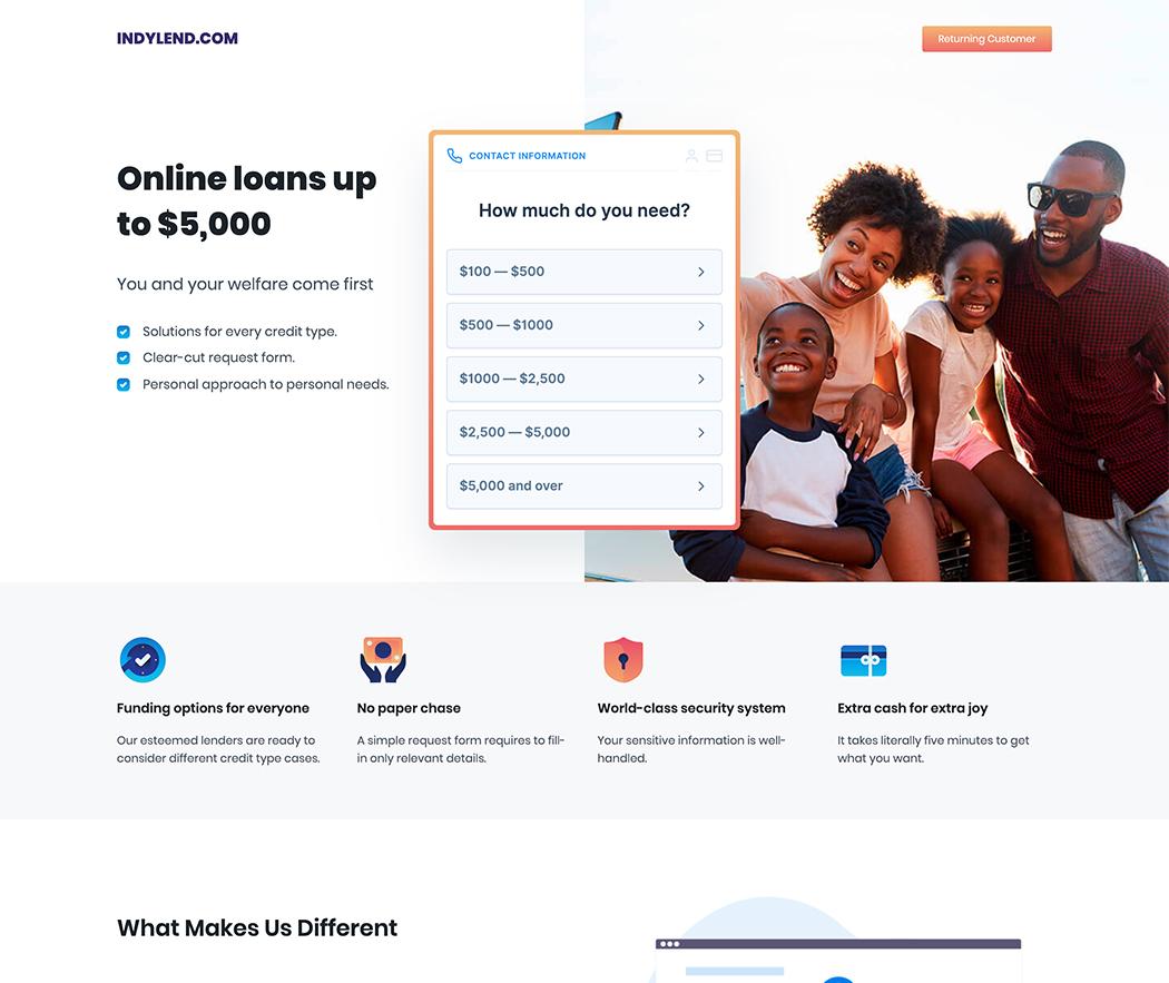 IndyLend.com Review Online Loans.