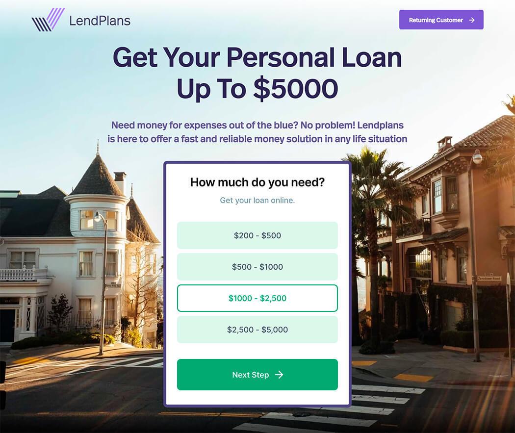 Lendplans Review Lendplans.com Online Loans.